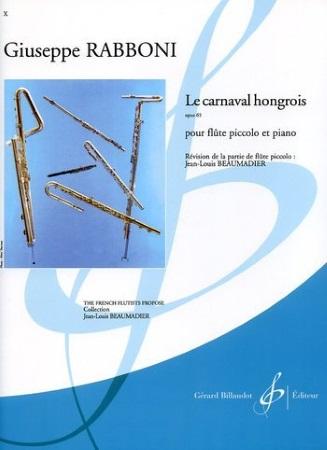 LE CARNAVAL HONGROISE Op.65