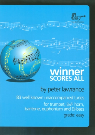 WINNER SCORES ALL + CD Horn/Tuba Edition