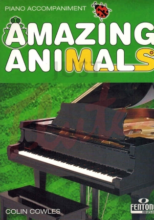 AMAZING ANIMALS Piano Accompaniment