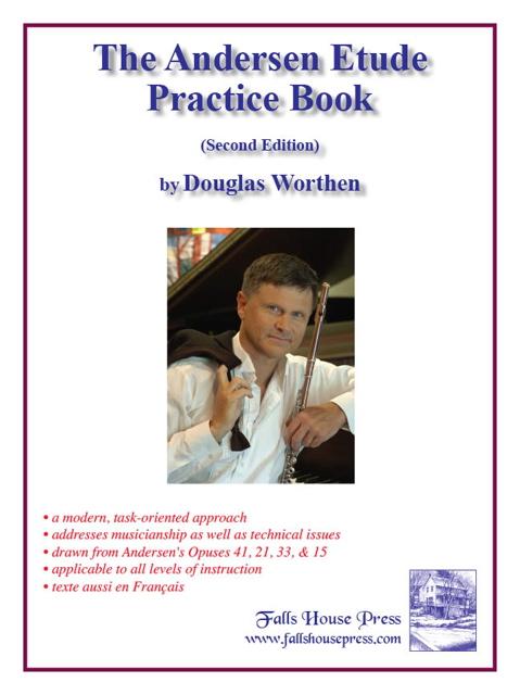 THE ANDERSEN ETUDE PRACTICE BOOK