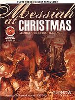 MESSIAH AT CHRISTMAS + CD