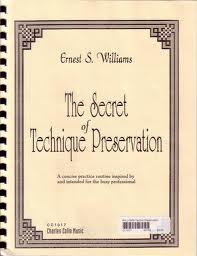 THE SECRET OF TECHNIQUE PRESERVATION