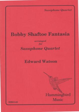 BOBBY SHAFTOE FANTASIA (score & parts)