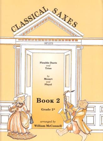 CLASSICAL SAXES Book 2: Mozart & Pleyel
