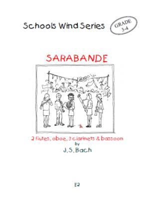 SARABANDE (score & parts) - Digital Edition