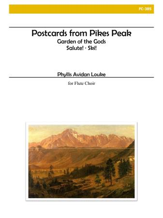 POSTCARDS FROM PIKES PEAK