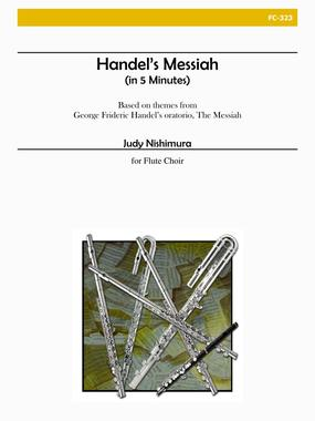 HANDEL'S MESSIAH (in 5 Minutes) score & parts
