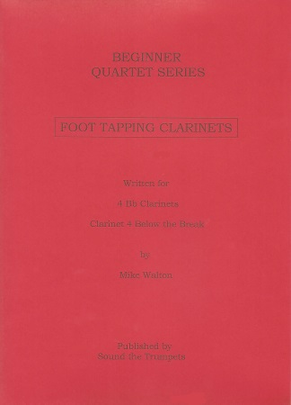 FOOT TAPPING CLARINETS (score & parts)