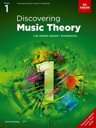 DISCOVERING MUSIC THEORY Grade 1