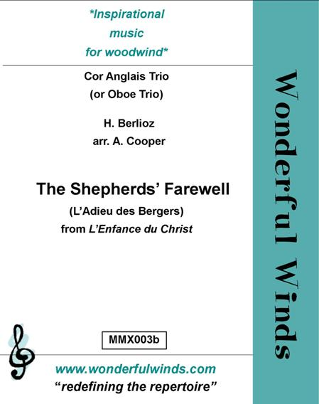 THE SHEPHERDS' FAREWELL (score & parts)