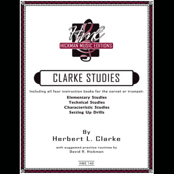 CLARKE STUDIES (Complete Set)