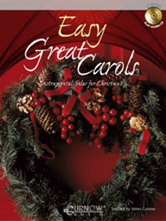 EASY GREAT CAROLS + CD