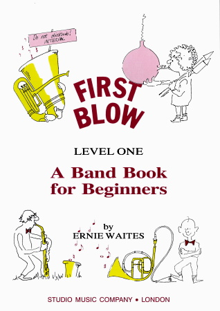 FIRST BLOW Level 1: 2nd Voice in Bb