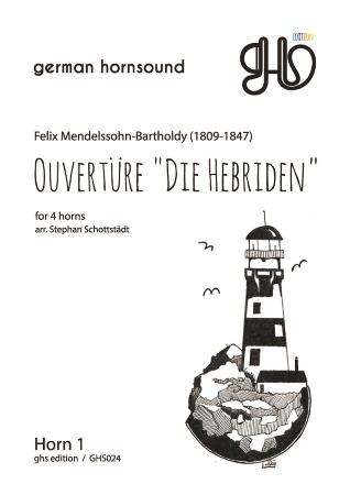 THE HEBRIDES Overture (score & parts)
