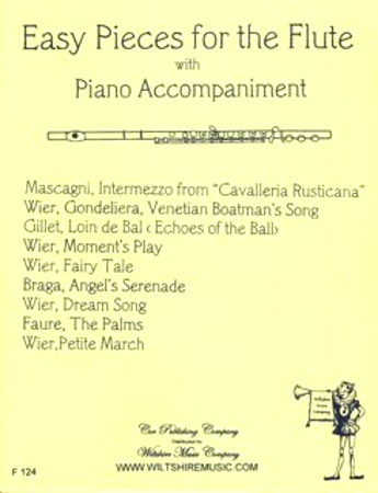 EASY PIECES FOR THE FLUTE