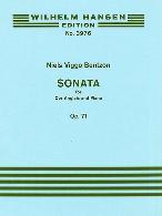 SONATA FOR COR ANGLAIS Op.71