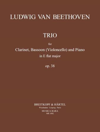 TRIO Op.38 in Eb major