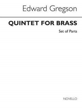 QUINTET FOR BRASS (set of parts)