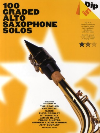 100 GRADED SAXOPHONE SOLOS
