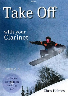 TAKE OFF with your Clarinet + CD