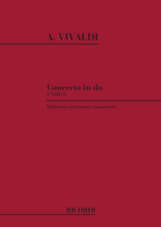 CONCERTO in C major FVIII/9 PV90 RV473 Op.57/2