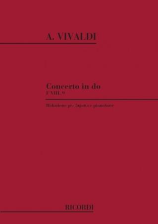 CONCERTO in C major FVIII/9 PV90 RV473 Op.57/2