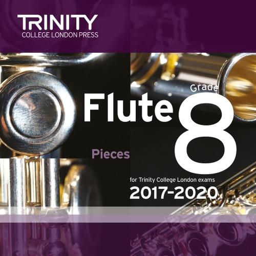 FLUTE PIECES 2017-2020 Grade 8 CD