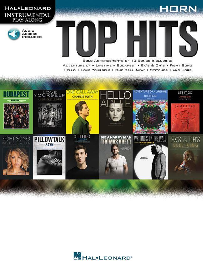 TOP HITS + Online Audio
