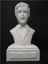 COMPOSER BUST Debussy (Porcelain)