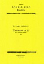 CONCERTO a 5 in G major (score & parts)