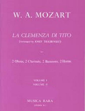 LA CLEMENZA DI TITO Volume 1