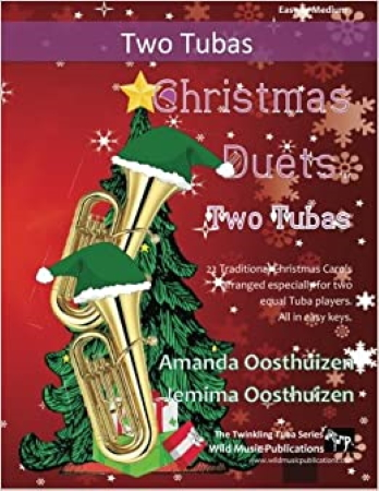 CHRISTMAS DUETS for Two Tubas