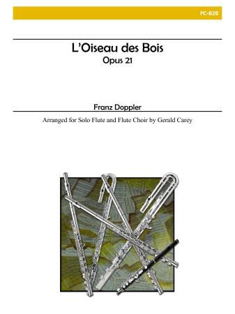 L'OISEAUX DES BOIS Op.21 (score & parts)