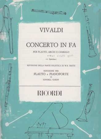 CONCERTO in F FVI/1 Op.10/5