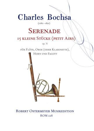 SERENADE Op.31 score & parts