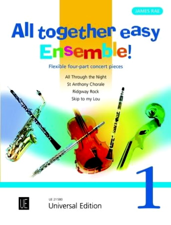 ALL TOGETHER EASY ENSEMBLE Volume 1