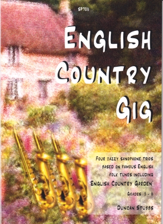 ENGLISH COUNTRY GIG (score & parts)