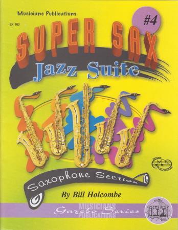 SUPER SAX JAZZ SUITE No.4