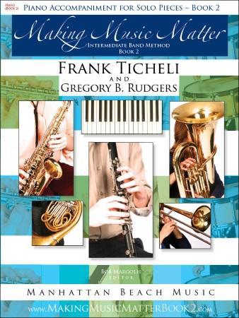 MAKING MUSIC MATTER Book 2 Piano Accompaniments