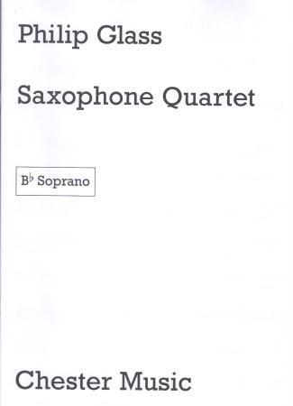 SAXOPHONE QUARTET (set of parts)