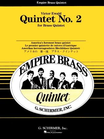 QUINTET No.2 Op.6 in Eb major (score & parts)