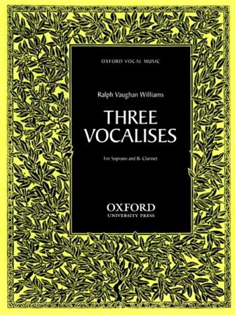 THREE VOCALISES