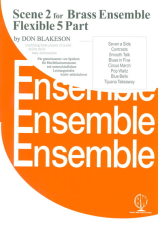 SCENE 2: BRASS ENSEMBLE Part E: Bass trombone/Tuba (bass)