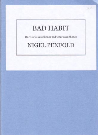 BAD HABIT (score & parts)
