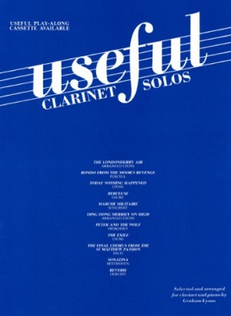 USEFUL CLARINET SOLOS