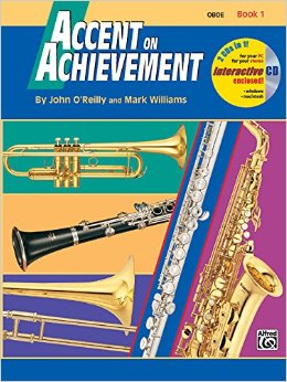 Accent on Achievement (Oboe)