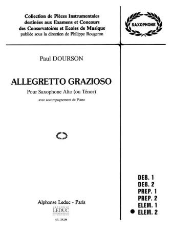 ALLEGRETTO GRAZIOSO
