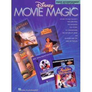 DISNEY MOVIE MAGIC Piano Accompaniment