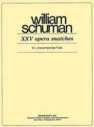 XXV OPERA SNATCHES (looks fun!)