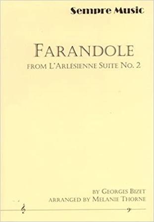 FARANDOLE (score & parts)